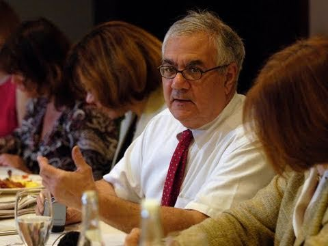 Barney Frank: Economy Is 'Ready to Take Off'