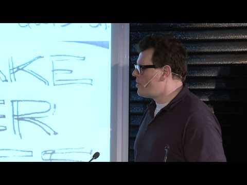 TEDxRheinMain - Steven Sasseville - A Sense of Identity