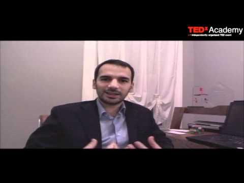 TEDx Youth@Academy 2011 Tassos Argyros: Από την Αθήνα στη Silicon Valley