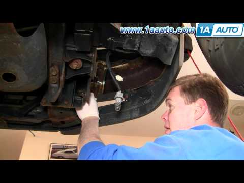 How To Install Replace Turn Signal and Bulb Toyota 4Runner 96-02 1AAuto.com