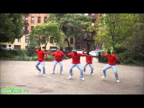 Sesame Street: Street Steppin'
