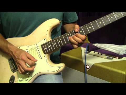 Free Blues Soloing Lesson In A