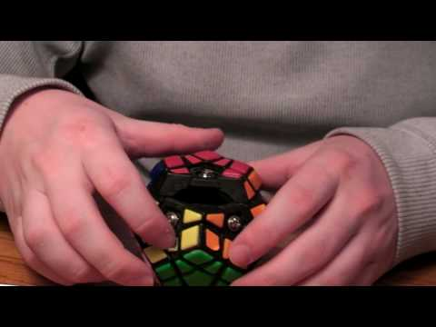 How to Mod The Megaminx: Part 1: Meffert's Tiled Minx