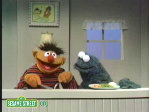 Sesame Street: Ernie's Eating Utensils