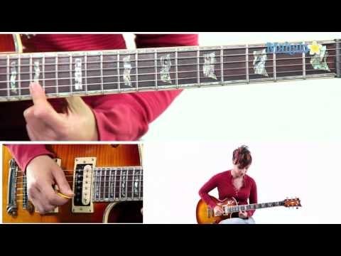 Mahalo Guitar Solo Course: Double Stop