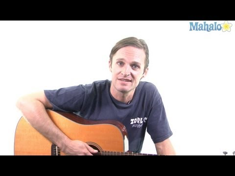 "How to Play ""I Saw The Light"" by Hank Williams on Guitar (Practice Cover)"