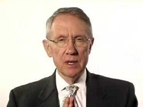 Harry Reid on John McCain and the Iraq War