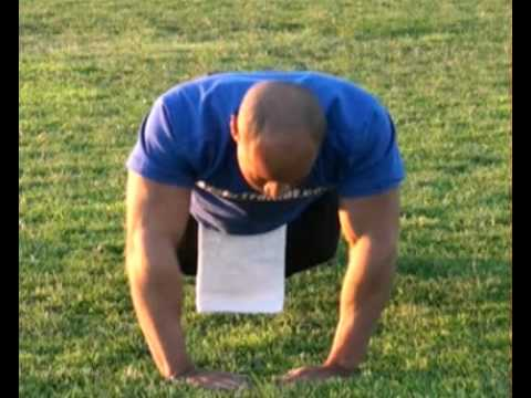 Push Up Diamond Front : BeYourTrainer.com