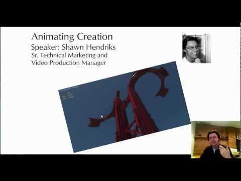 Animating Creation with 3ds max pt 0:  Introduction