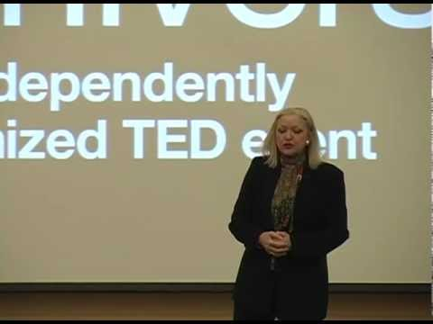 TEDxArcadia University - Susan Wranik - The Power of Words