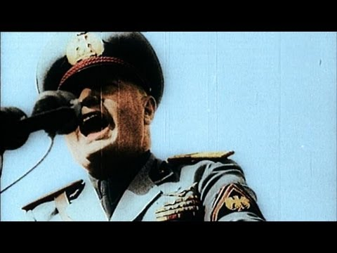 Mussolini in Color - Sneak Peek