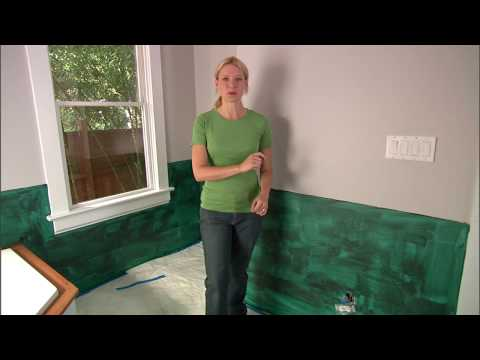 Install a Pebble Tile Accent Wall: Measure and Prep