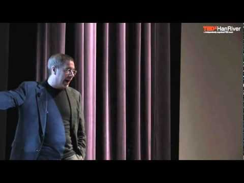 Korean Cool: Larry Keeley (Doblin, Monitor Group) at TEDxHanRiver 2011