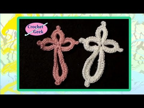 Eternity Cross - Crochet Geek