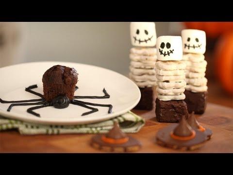 Spooky Treats: How to Make || KIN PARENTS