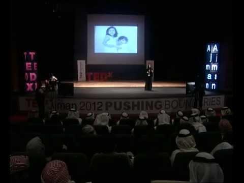 TEDxAjman - Sarah Al Jarman - Turning Points
