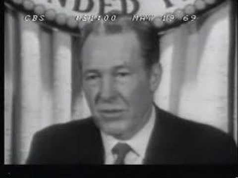 Tom Bradley's Unsuccessful Campaign for Mayor of LA in 1969