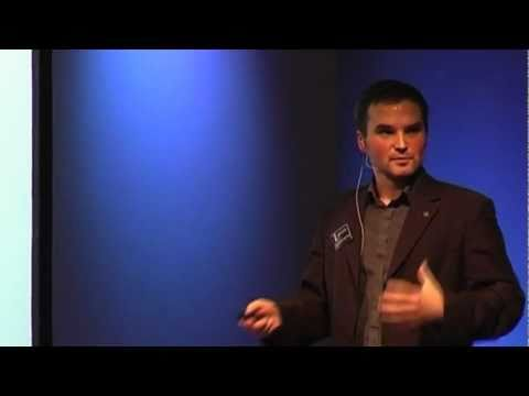 TEDxGoodenoughCollege - Grzegorz Lewicki - Collapse of Complex Society: Learning From History
