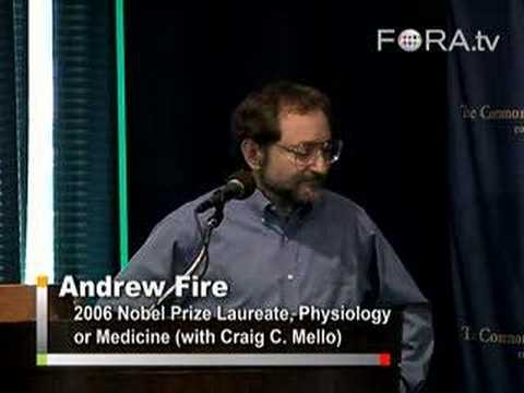 Nobel Winner Andrew Fire on Ethics, Politics, and Science