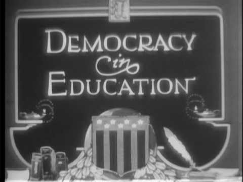 Democracy In education (1922) Fored Educational Library