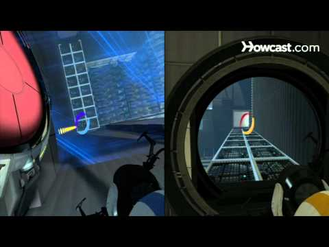 Portal 2 Co-op Walkthrough / Course 4 - Part 1 - Room 01/09