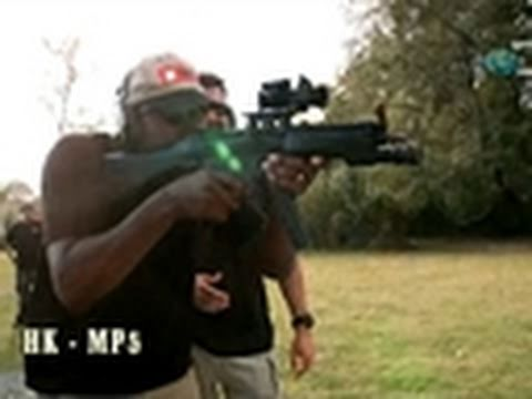 Sons of Guns- Man-Sized Fire Power