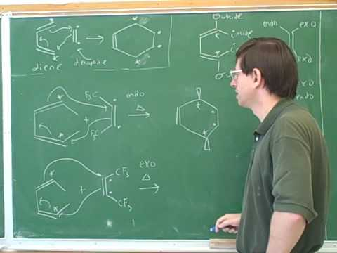 Organic chemistry: Diels-Alder reaction (6)