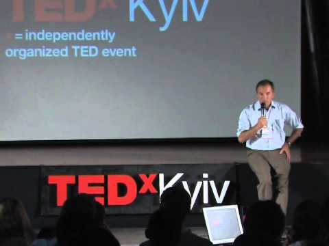 TEDxKyiv - Michel Terestchenko - Returning to Ukraine