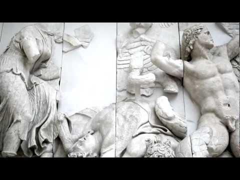 Pergamon Poems II: Aphrodite | Eva Meckbach, Gerhard Falkner, Pergamonaltar
