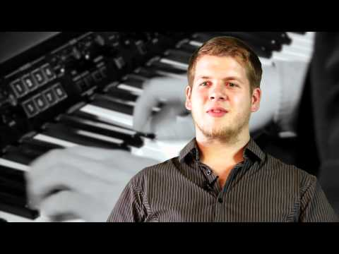 Collin Shook's Piano Trio - Derivatives: The EPK
