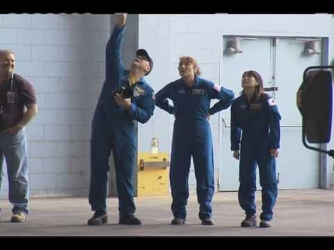 First of Final Four Shuttle Missions Moves Ahead