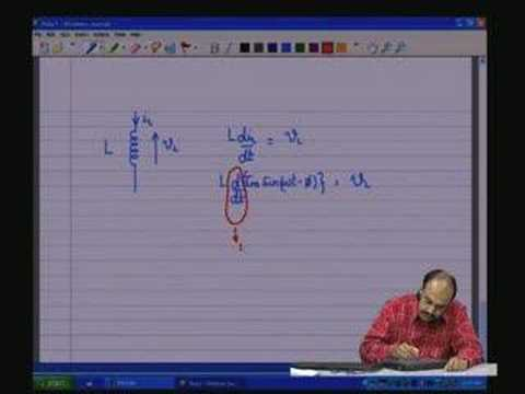 Lecture - 9 Sinusoidal steady state