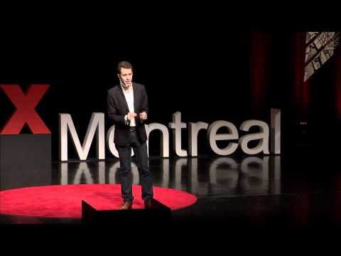 TEDxMontreal - Jonathan Brun - Time to upgrade our democracy
