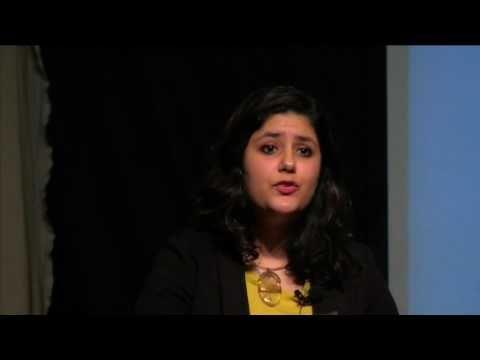 TEDxKinnaird - Sonya Rehman - The Power of Citizen Journalism