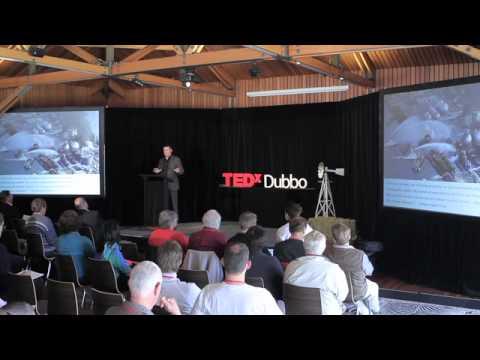 TEDxDubbo - Michael Hann - Cross Industry Transformation