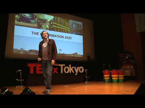 TEDxTokyo - James Curleigh - Asking the Right Questions - [English]