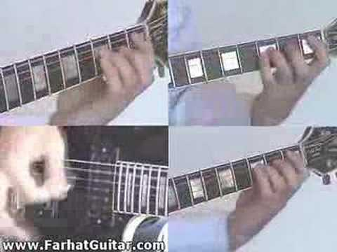 Fear of the Dark Part 7 Iron Maiden www.FarhatGuitar.com
