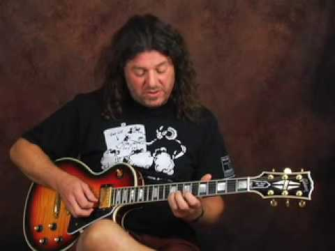 Learn blues lead guitar in style of Jeff Beck & Gary Moore