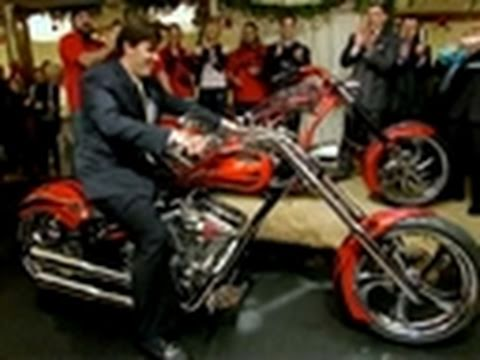 American Chopper- Best. Raffle. EVER. | Senior vs. Junior