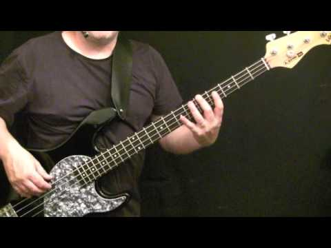 Learn How To Play Bass To Dizzy Miss Lizzy - The Beatles
