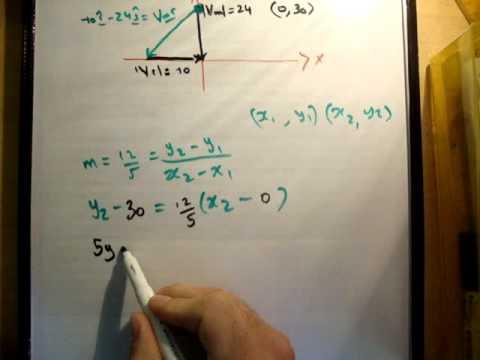 Applied Maths : LC textbook solution  Ex 4b q20