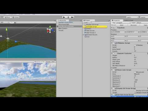 Create a FPS Game In Unity 3D #10 - Switching Levels