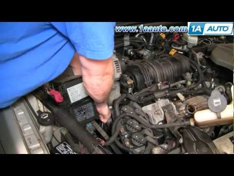 How to Fix Coolant Leak Belt Tensioner GM 3.8L 3800 Impala Grand Prix 1AAuto.com