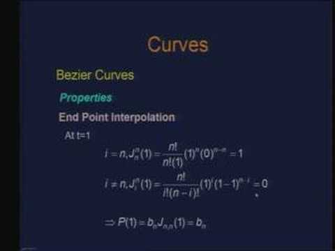 Lecture - 12 Curves