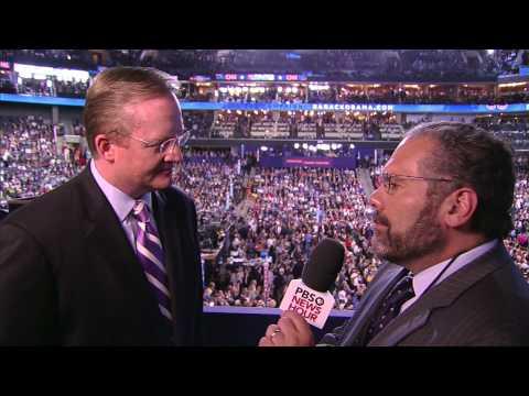 Ray Suarez Interviews Former White House Press Secretary Robert Gibbs