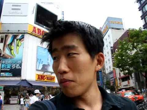 Hyunwoo Sun in Tokyo Part 3 - with Nicholas