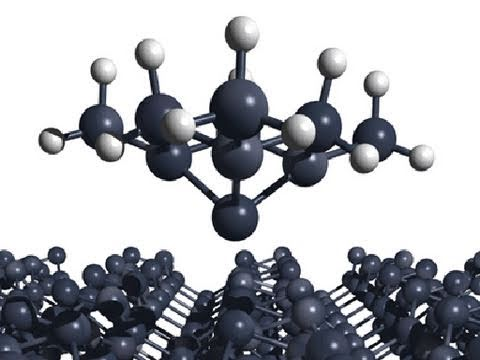 Atomic Switch (moving individual atoms) - Sixty Symbols