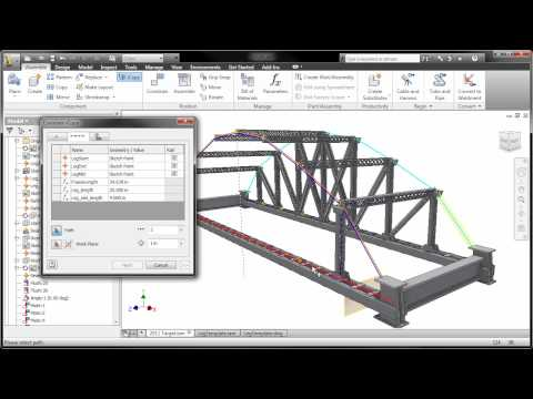 Autodesk Inventor 2011 — Rules Based Design with iCopy