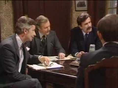Planes, trains and boats - Yes Minister - BBC comedy