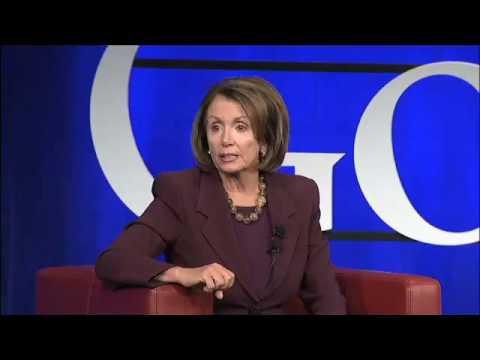 Policy Talks@Google: Nancy Pelosi